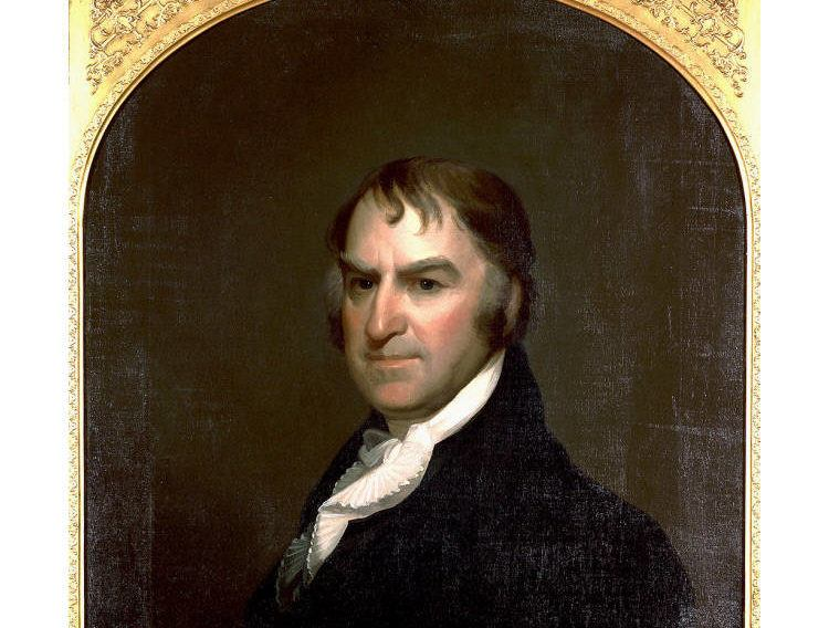 Theodore Sedgwick Portrait