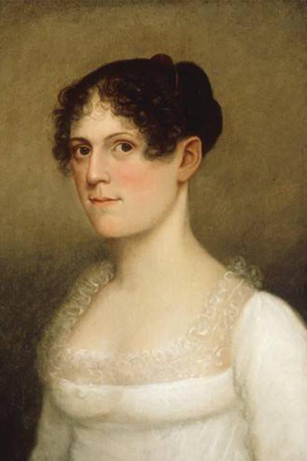 Theodosia Burr Alston Nags Head Portrait