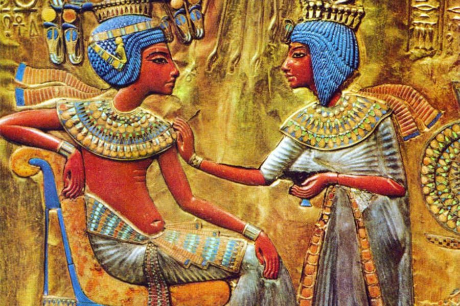 The Curse Of King Tuts Tomb Torrent: The Story Of King Tut's Wife, Ankhesenamun
