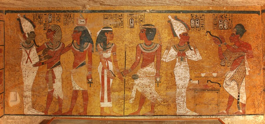 Tutankhamun Cane