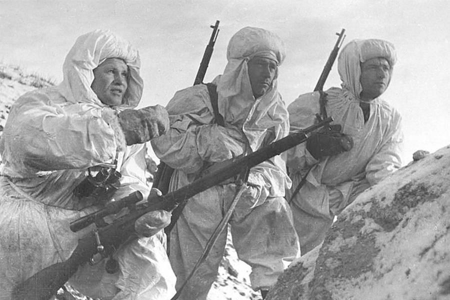 Vasily Zaytsev Stalingrad Snipers