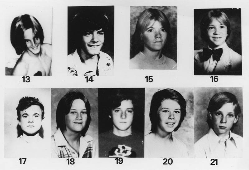 William Bonin Victims