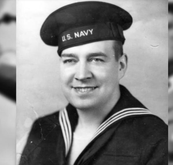 William Hitler In The U.S. Navy