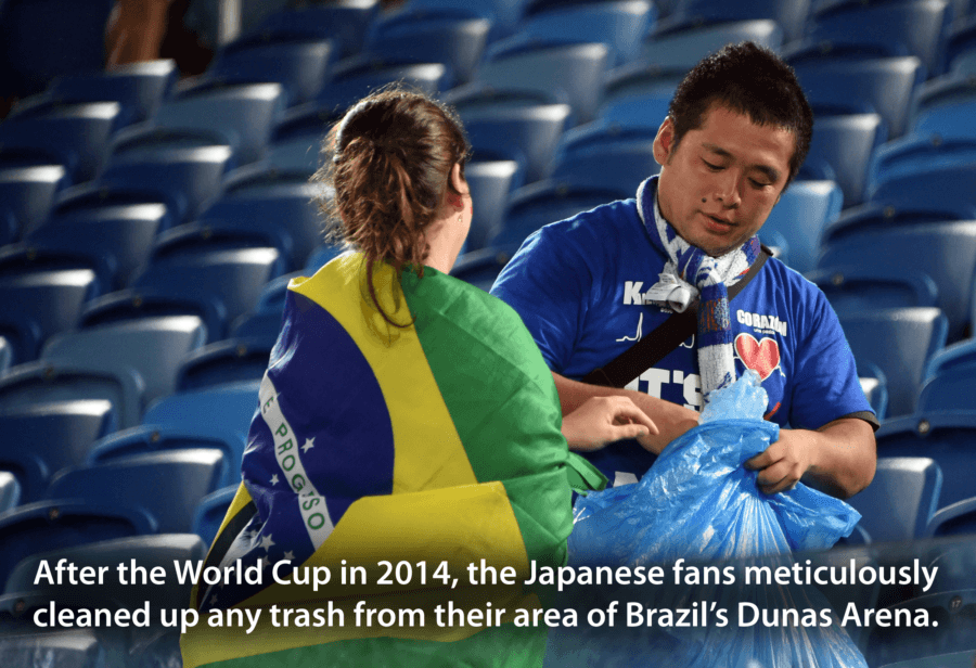 World Cup Cleanup