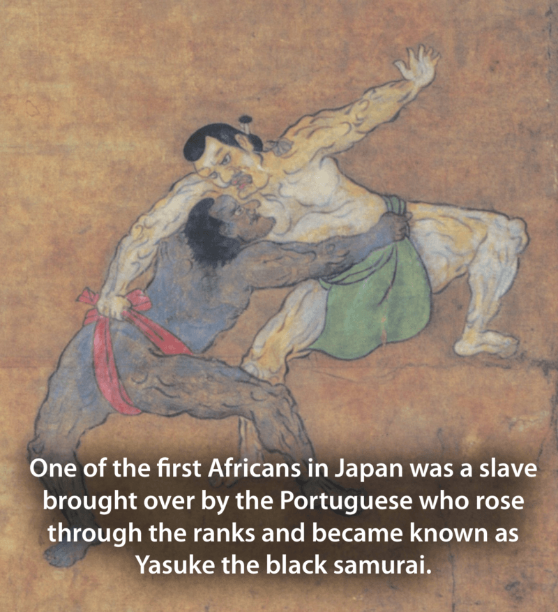 Interesting Facts About Japan Yasuke