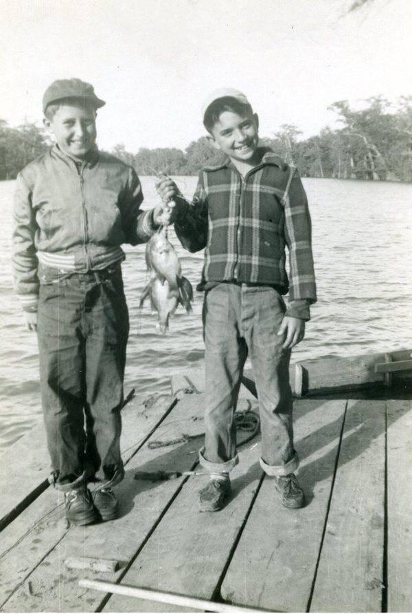 Young Carlos Hathcock