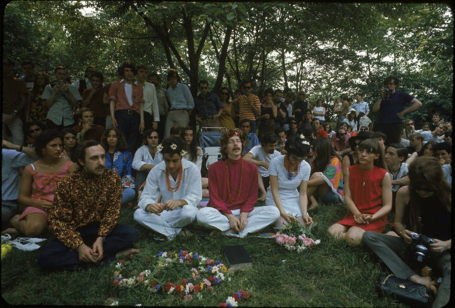 Abbie Hoffman Wedding