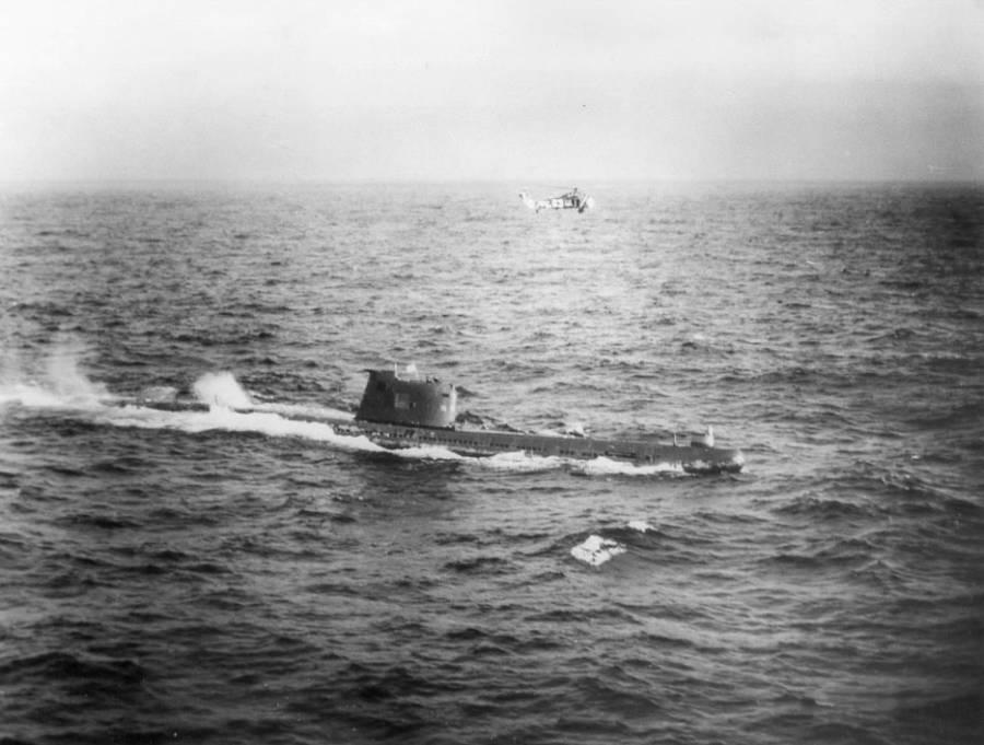 B 59 Submarine