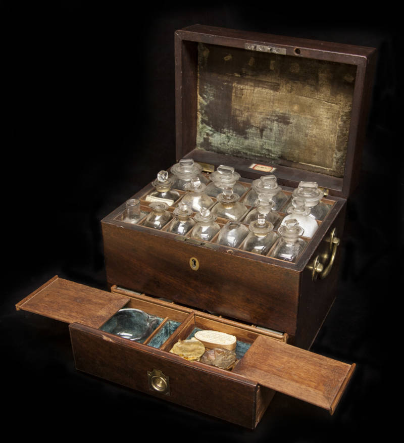 Benjamin Rush Med Chest