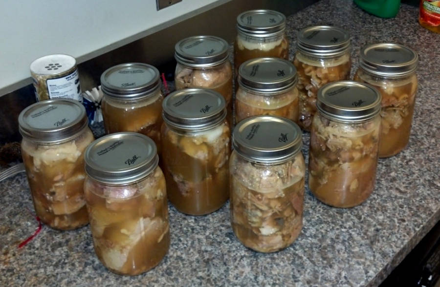 Canned Pork