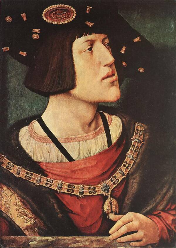 Charles V And His Habsburg Jaw