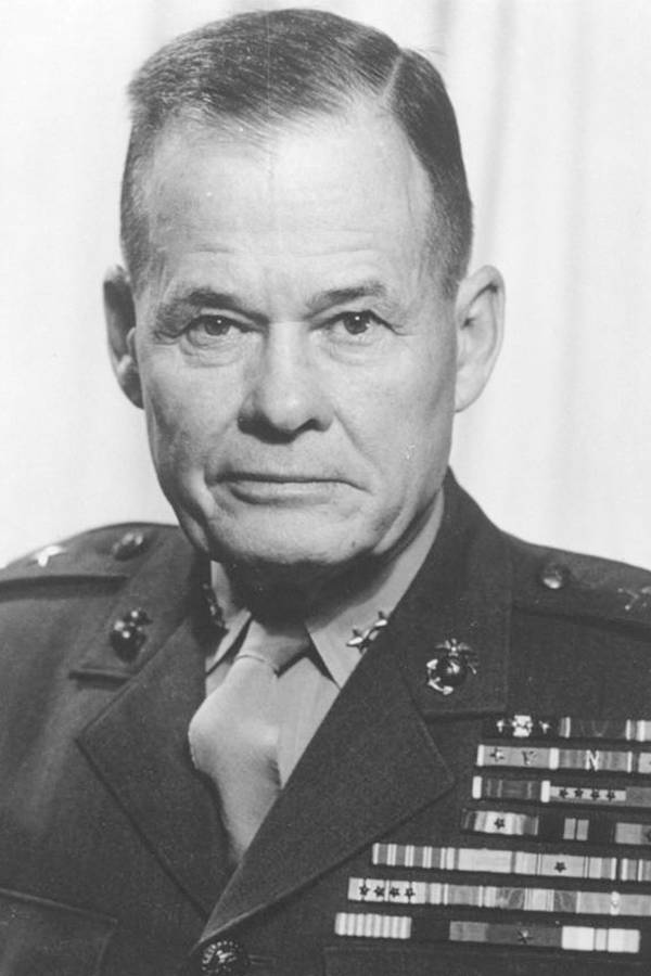 Chesty Puller Formal Photo