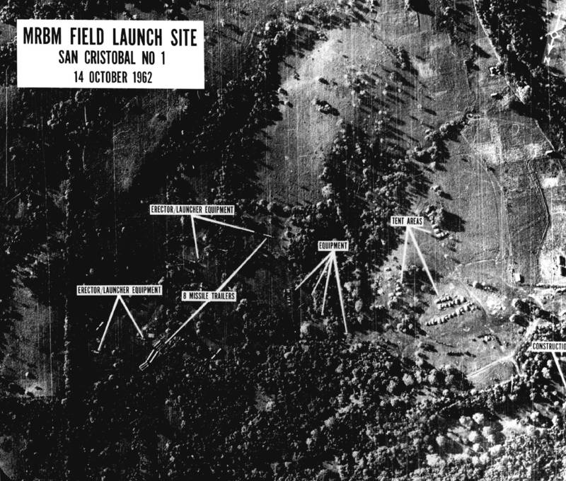 Cuban Missile Sites