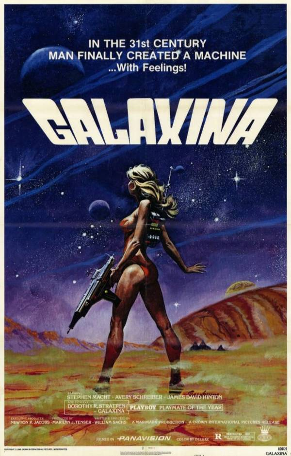 Dorothy Stratten In Galaxina