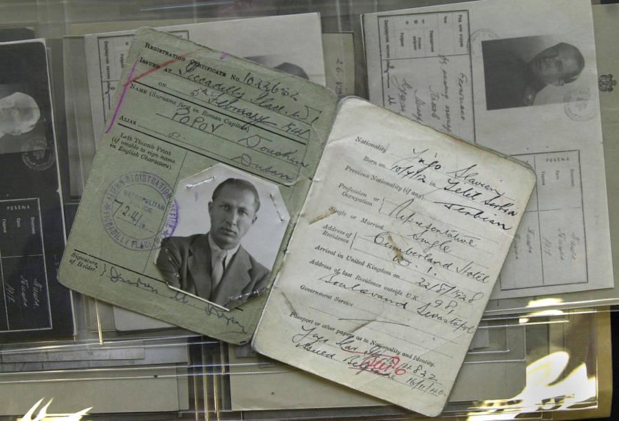 Dusko Popov Registration