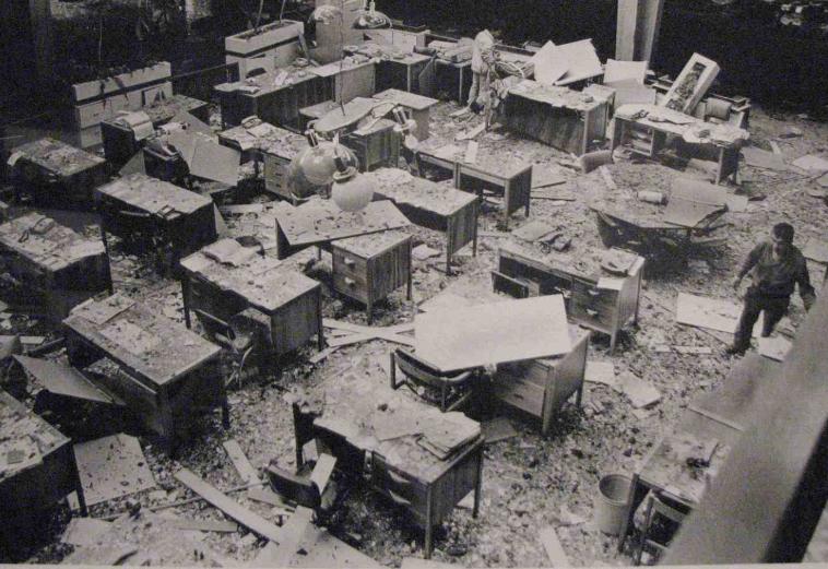El Espectador 1989 Bomb