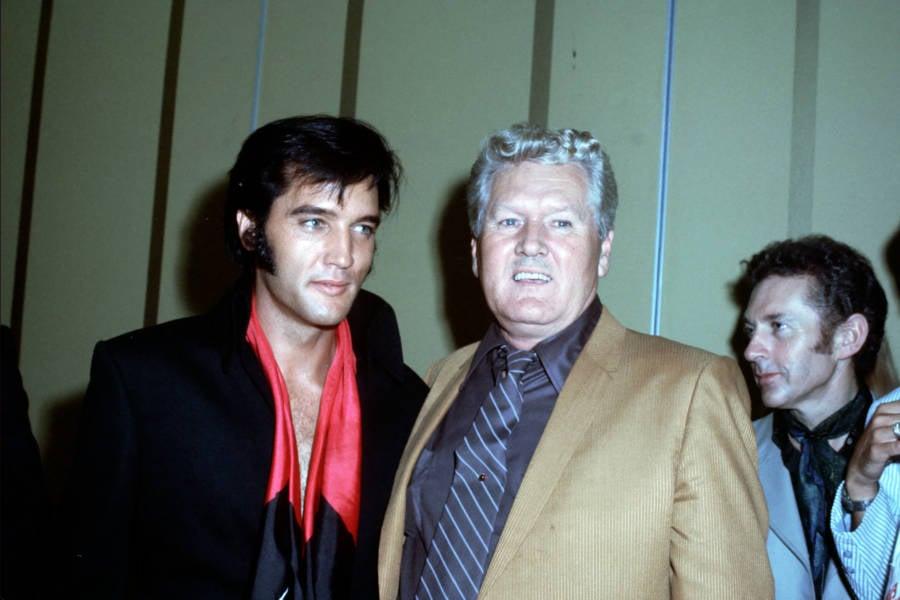 Elvis Vernon Presley