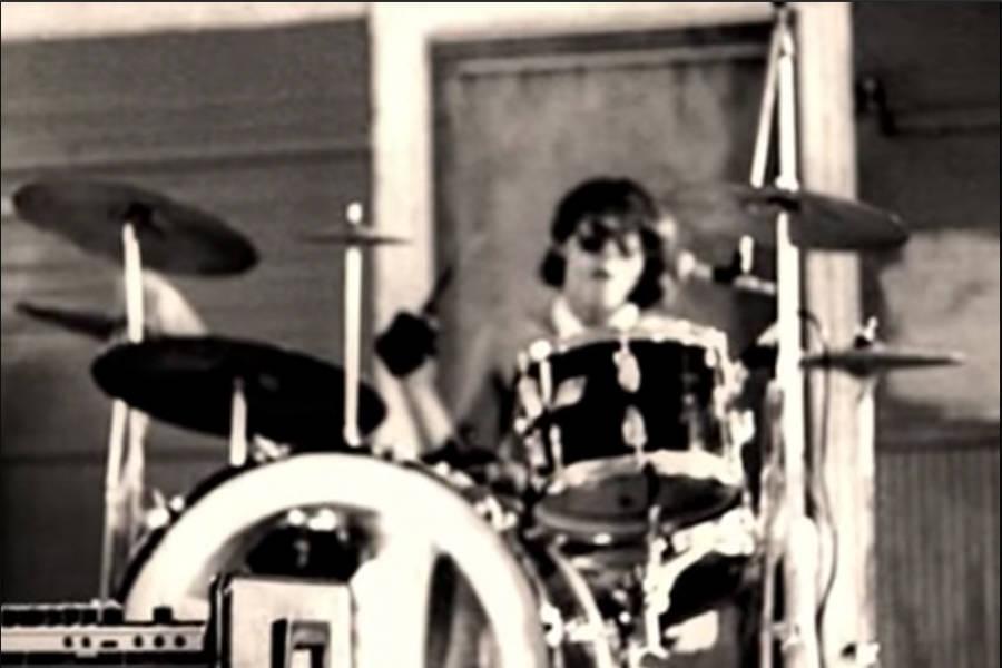 GG Allin Drumming