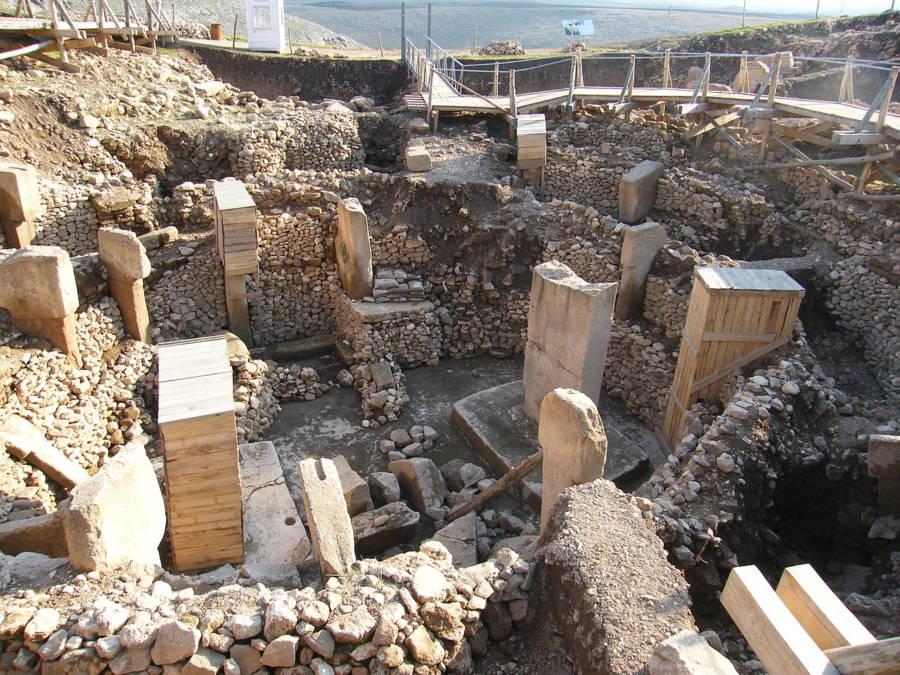 Gobekil Tepe Archaeological Site