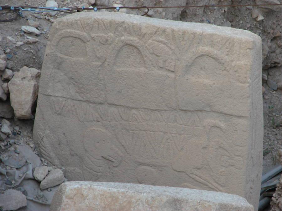 Gobekli Tepe Pillar