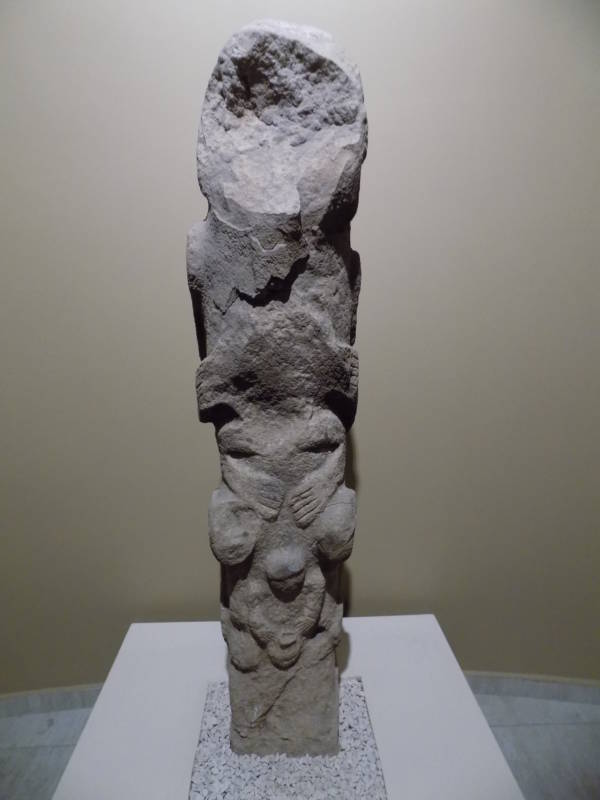 Gobekli Tepe Sculpture