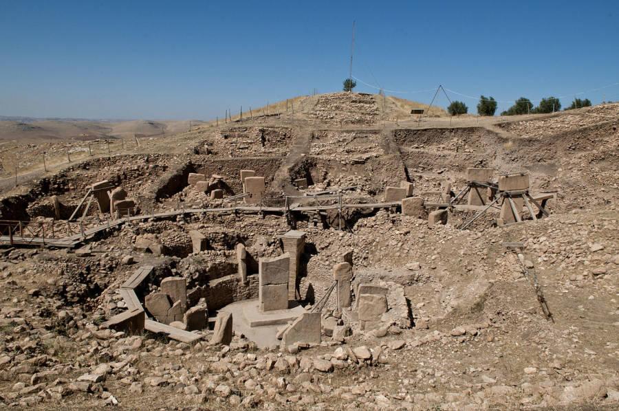 Gobekli Tepe Site