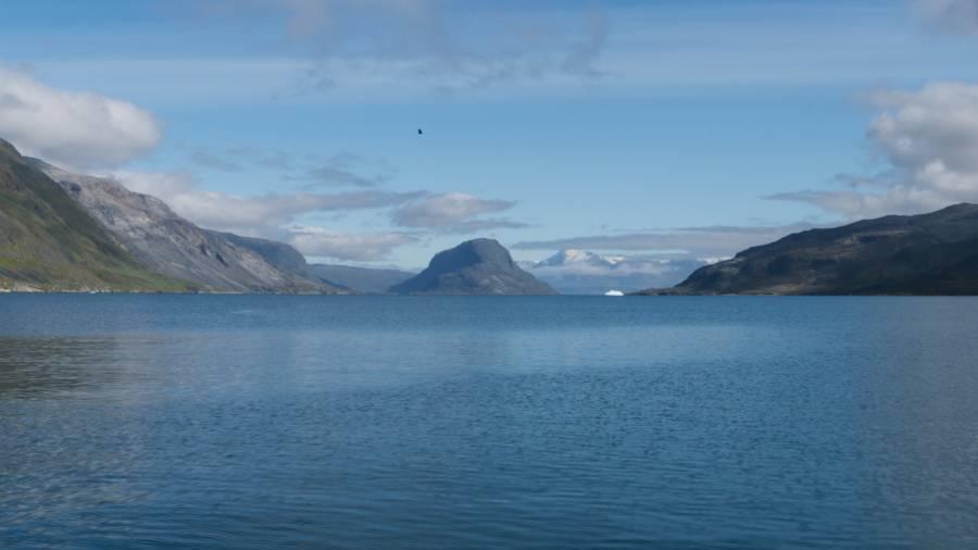 Greenland Fjord