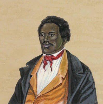 Henry Box Brown Portrait