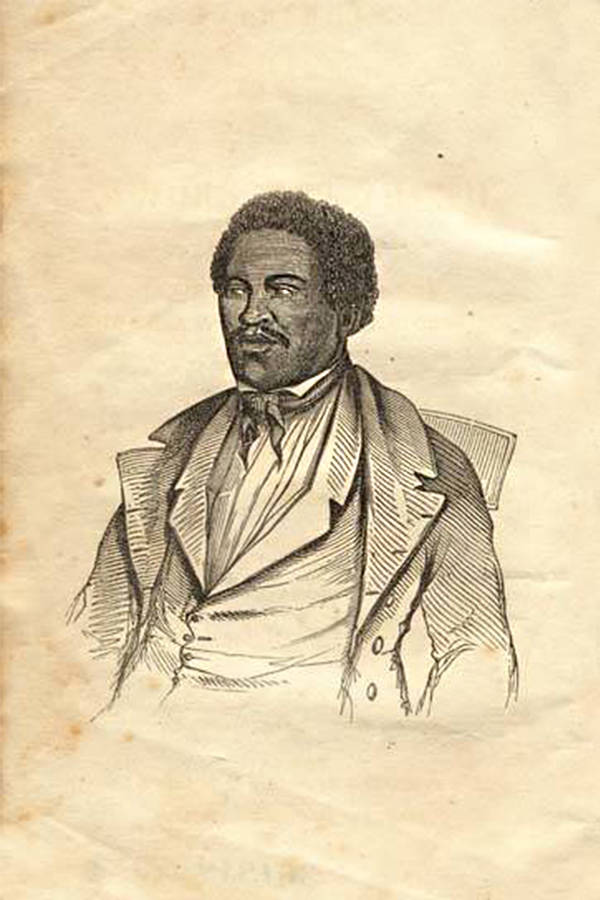 Henry Brown Portrait