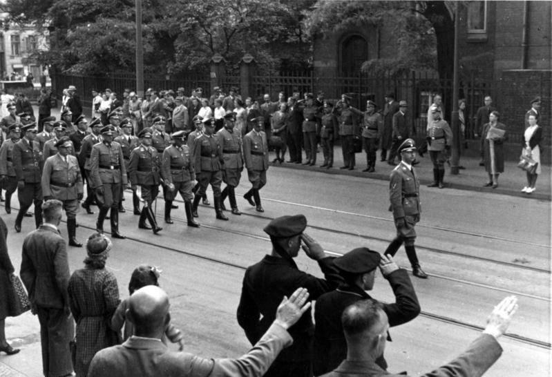 Reinhard Heydrich's Funeral