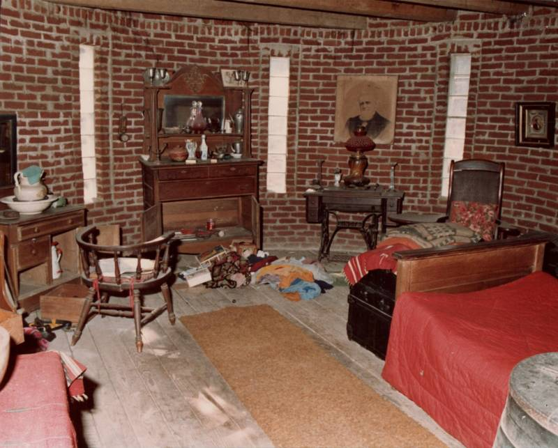 Interior Of Corpsewood Manor