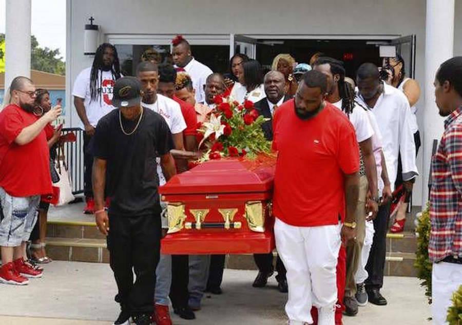 Jamel Dunn Funeral Florida