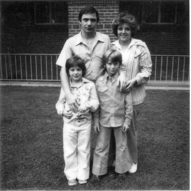 Karen Friedman Hill And Family