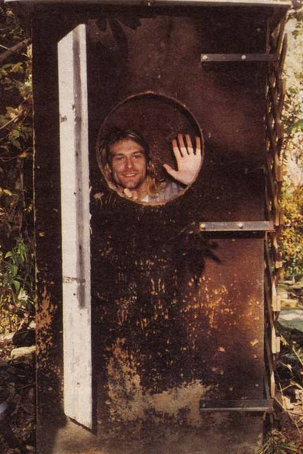 Kurt Cobain Orgone Reactor