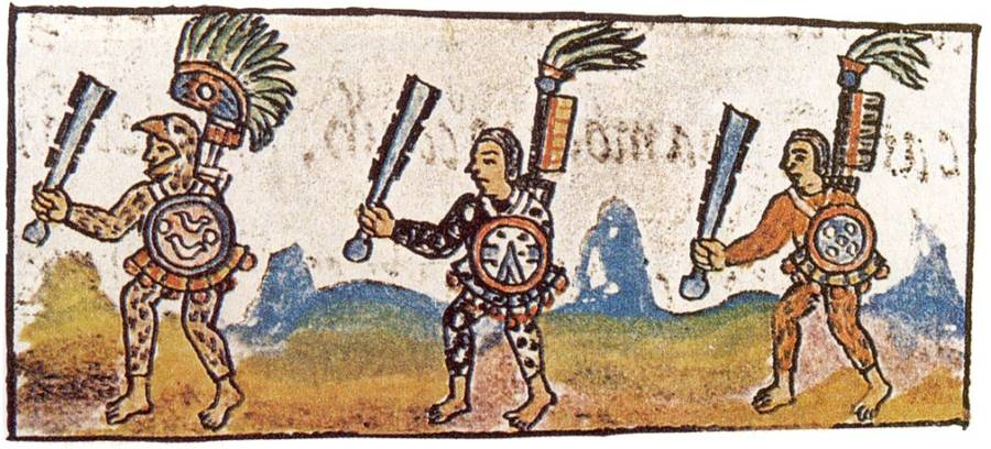 Macuahuitl Warriors