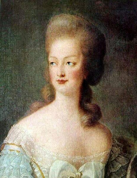 Marie Antoinette Jaw