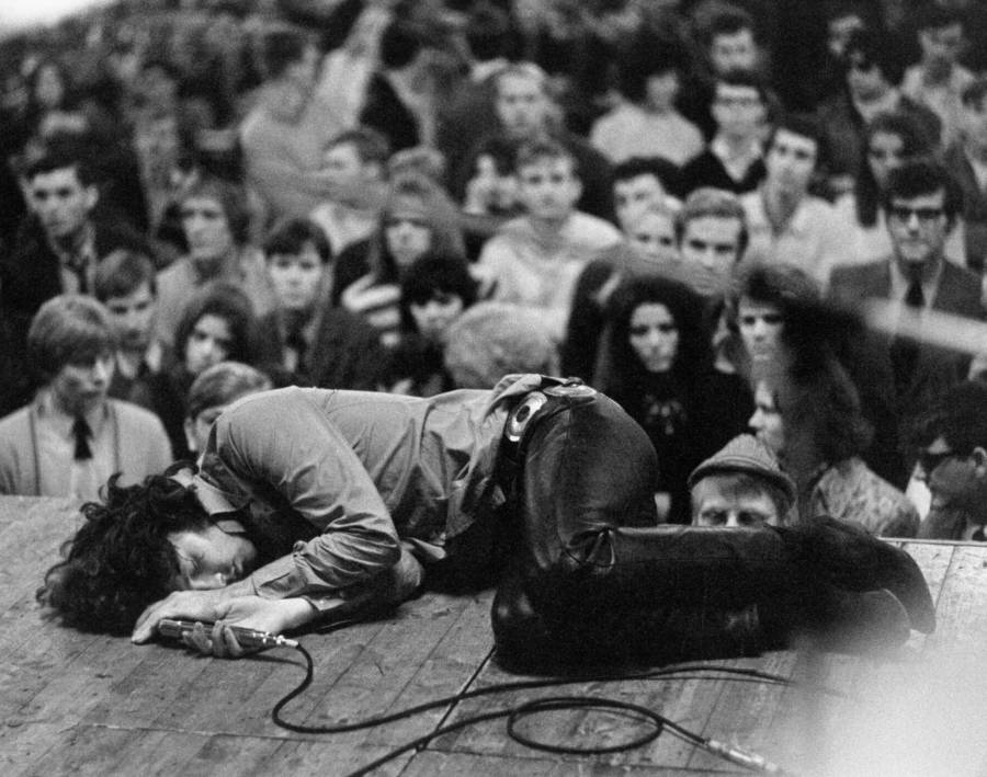 Morrison Lying Down