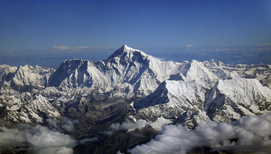 Mount Everest Landscape