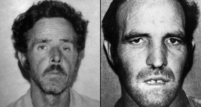 Henry Lee Lucas And Ottis Toole Mug Shots