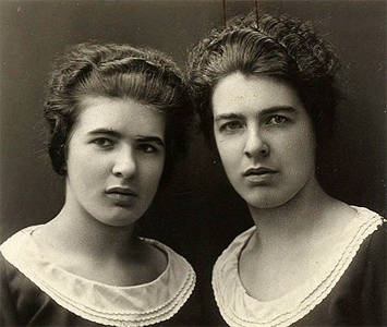 Papin Sisters Portrait