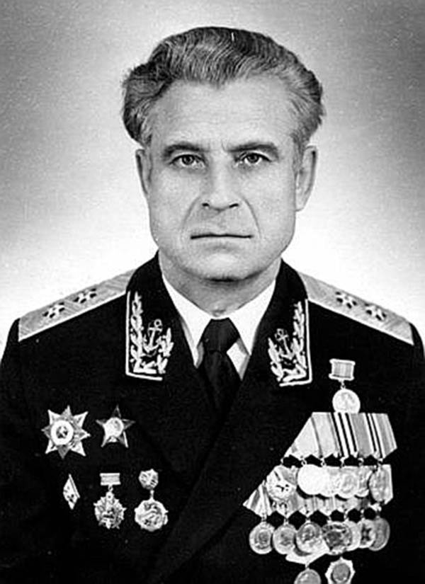 Portrait Of Vasili Arkhipov