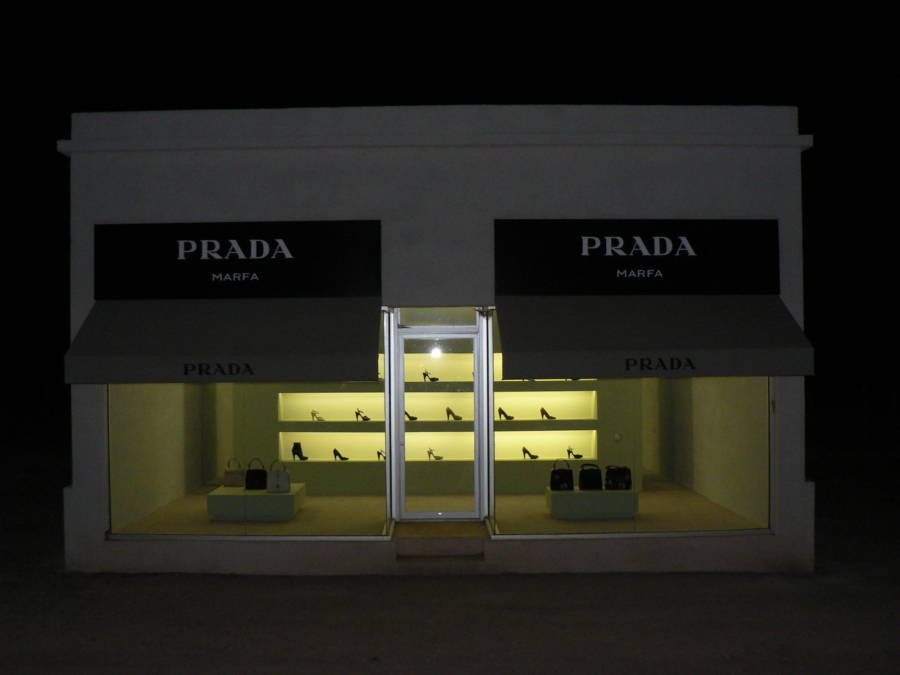 Prada Store In Texas