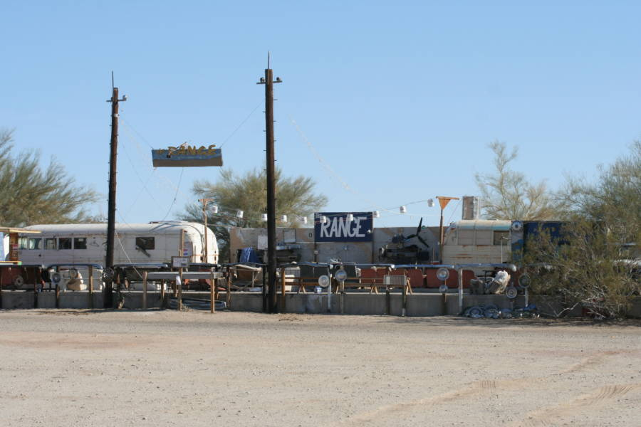 Community Center At Slab City