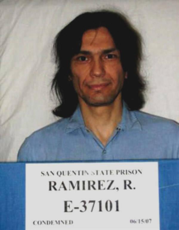 Richard Ramirez Mug Shot