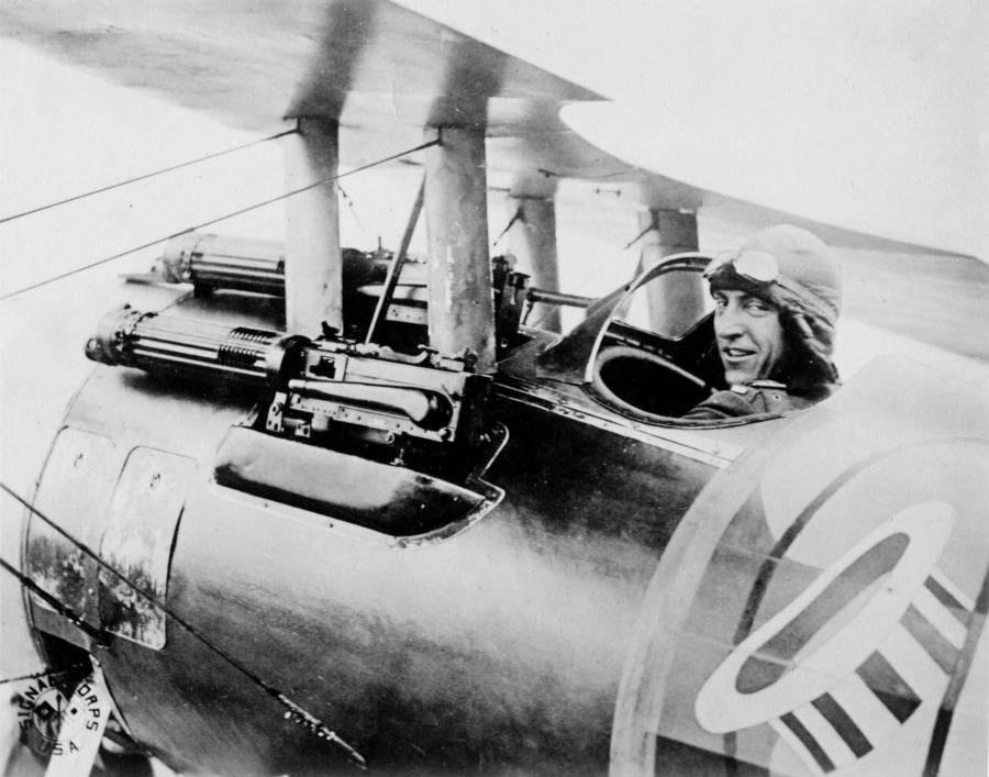 Rickenbacker Cockpit
