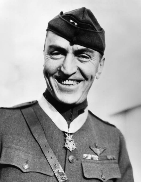 Photo Of Eddie Rickenbacker From 1930
