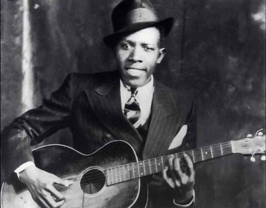 Robert Johnson Guitar