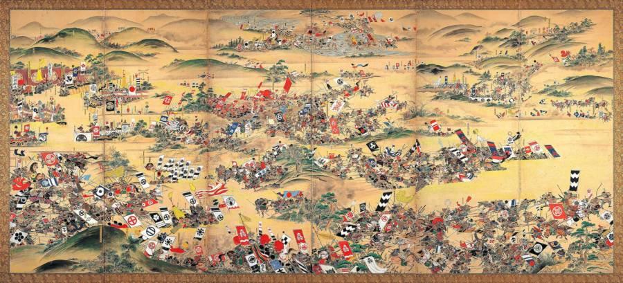 Samurai During The Edo Period