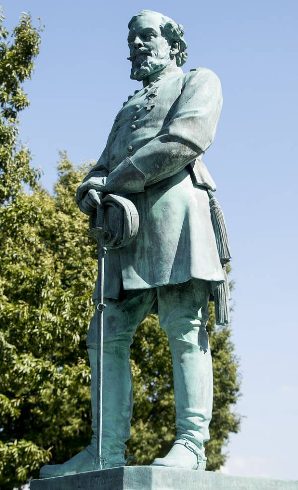 Memorial For General John Sedgwick At West Point