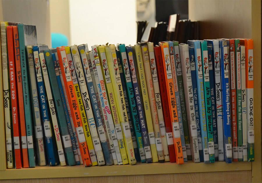 Livres Dr. Seuss